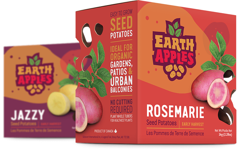 EarthApples packaging