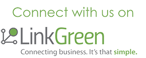 LinkGreen logo