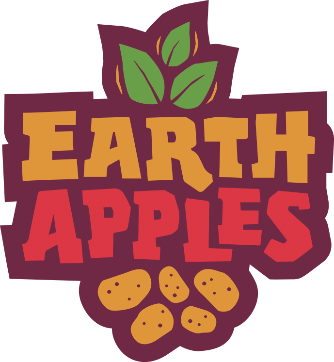Earth Apples logo