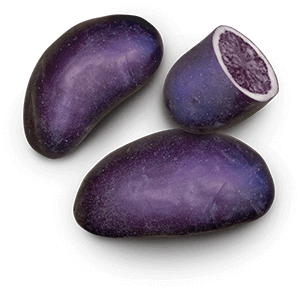 Purple Magic potato
